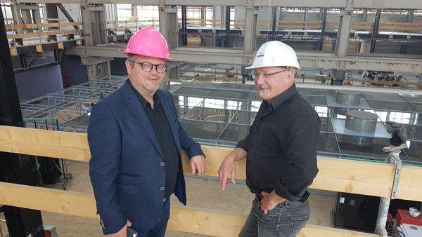 Citymarketing Tilburg valt even binnen