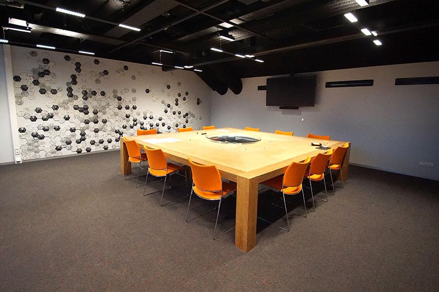 vergaderruimte Tilburg 16 personen