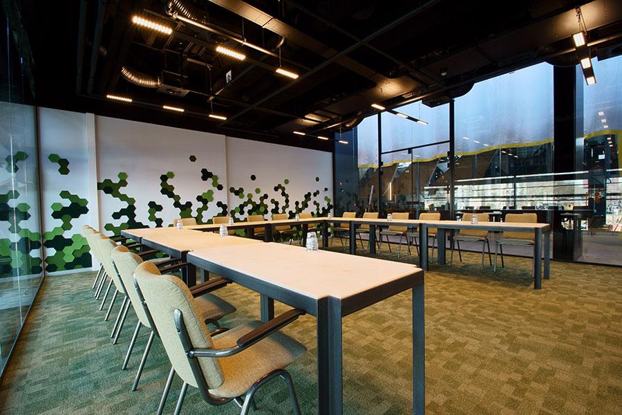 LocHal Seats2meet vergaderzalen Tilburg Textiel