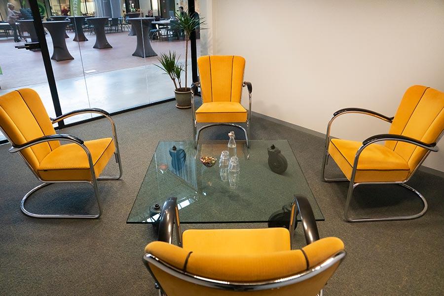 Werkplek in Tilburg voor 5 personen