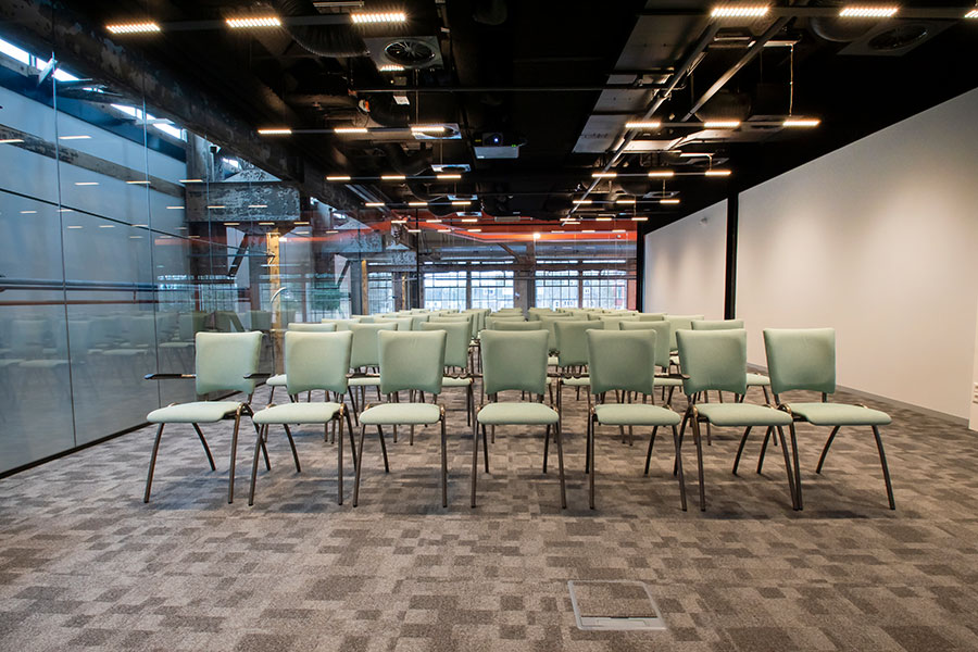 Werkplaats grote vergaderruimte Tilburg