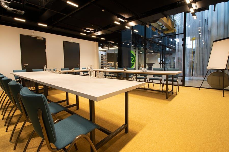 Vergaderruimte Spoor Tilburg Seats2meet LocHal