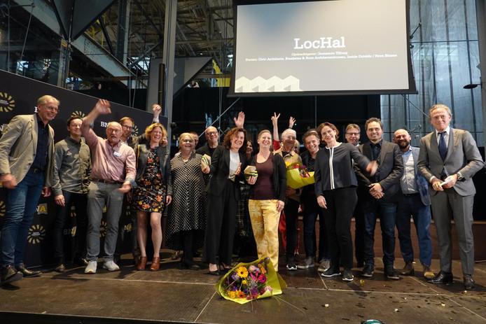 LocHal wint publieksprijs