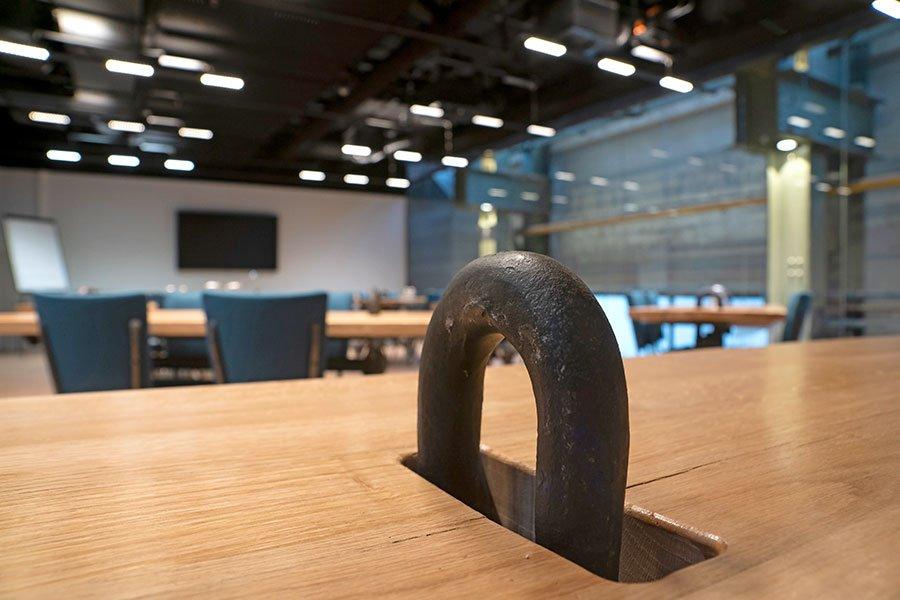 Seats2meet Tilburg vergaderruimte Terra