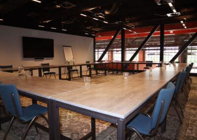 Vergaderzaal Kunst - Seats2meet Tilburg Spoorzone
